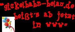 gickelhahn-helau.de heissts ab jetzt im www
